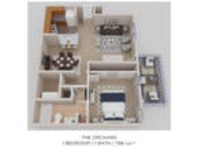 Heather Park Apartment Homes - One BR One BA