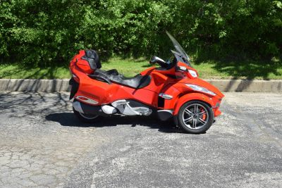 2012 Can-Am Spyder RT-S SE5 3 Wheel Motorcycle Wauconda, IL