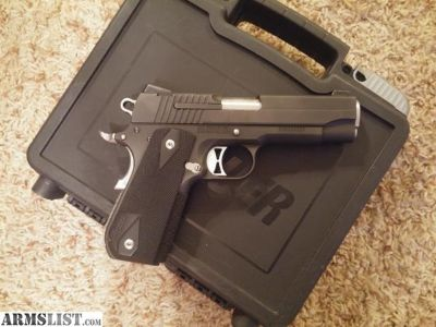 For Sale: Sig 1911 Nightmare Fastback Carry