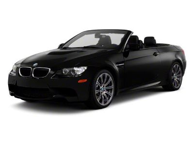 2011 BMW M3 Base (Black)