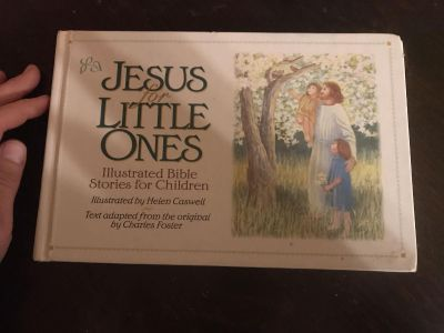 Jesus for little ones book
