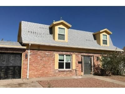 3 Bed 2.0 Bath Preforeclosure Property in El Paso, TX 79924 - Orleans Ave