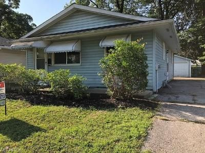 3 Bed 1 Bath Foreclosure Property in Painesville, OH 44077 - Homeworth Ave