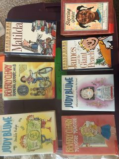 Various Chapter Books