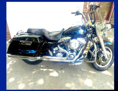 2005 Harley-Davidson FLHRCI Road King Classic Touring Motorcycles Lincoln, NE