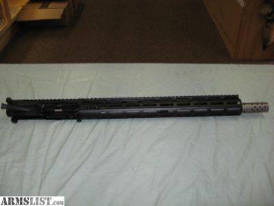 For Sale: NEW GLFA 458 SOCOM COMPLETE UPPER RECEIVER