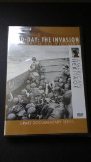 D-Day The Invasion DVD