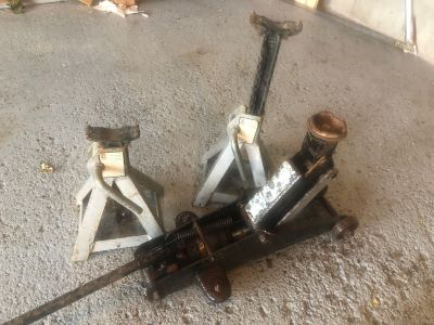 2 ton car jack and car stands