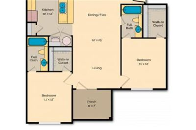 Apartment for sublease - rent