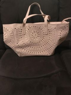 Pink & Gold Tote