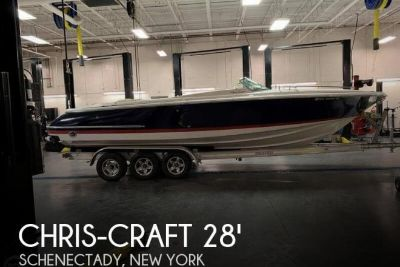 2008 Chris Craft 28 Corsair