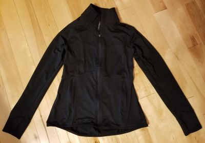 NEW Womens Champion Black Jacket (M)