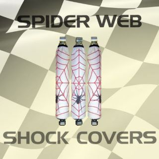 Sell Suzuki lt250 quadracer 87-92 Spider Web Shock Cover #hwd13325 jlw5335 motorcycle in Milwaukee, Wisconsin, United States, for US $29.99