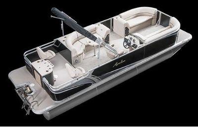 2015 Avalon LS Rear Fish - 20' Pontoons Boats Black River Falls, WI