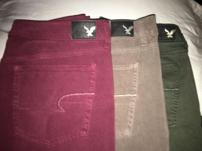 American Eagle Outfitters Lot of 3. Size 14
