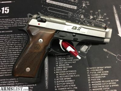 For Sale: Custom Beretta 92 Elite II