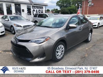 2018 Toyota Corolla LE CVT (Natl) (Gray)