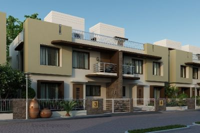 High Quality 3D Exterior Rendering Services at Affordable Cost