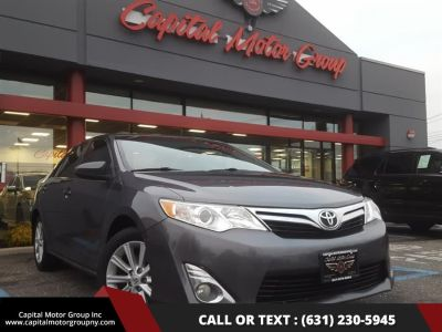 2014 Toyota Camry L (Magnetic Gray Metallic)