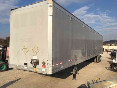 2004 Great Dane Trailers 741- Dry Van