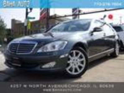 2007 Mercedes-Benz S550 4MATIC Sedan for sale