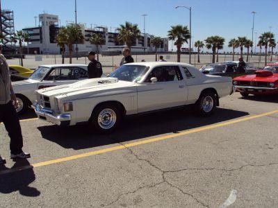 1979 Chrysler 300 race car