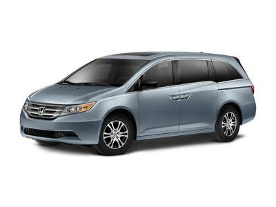 2011 Honda Odyssey EX-L w/DVD (Celestial Blue Metallic)