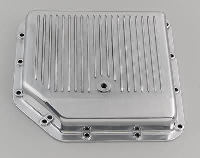 Buy B&M Automatic Transmission Standard Depth Pan GM Turbo 350 64615 motorcycle in Tallmadge, Ohio, US, for US $107.92