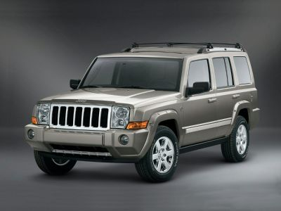 2007 Jeep Commander Sport ()