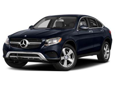 2019 Mercedes-Benz GLC GLC 300 (Black)
