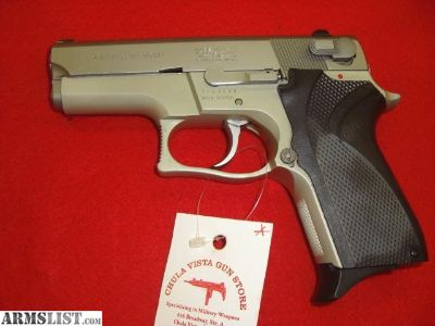 For Sale: Smith&Wesson model 6906 9mm