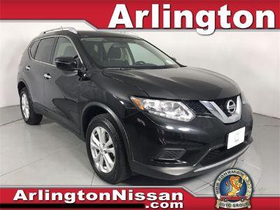 2016 Nissan Rogue SV (Magnetic Black)