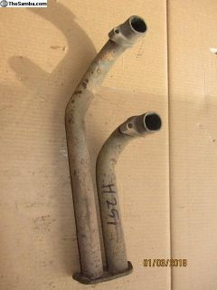 type 4 exhaust pipe H 251