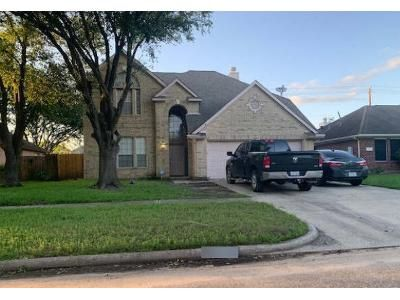 Preforeclosure Property in Baytown, TX 77521 - Osage Dr