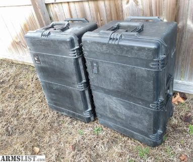 For Sale: Pelican Case Large