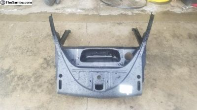 """""""H"""" pattern front clip"""