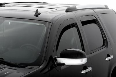 Find AVS 894008 07-13 Chevy Tahoe Front, Rear Window Covers Smoke Seamless Ventvisor motorcycle in Birmingham, Alabama, US, for US $92.00