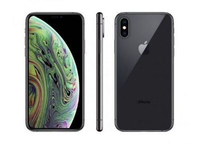 APPLE IPHONE XS MAX 64 GB IN BLACK/SPACE GREY