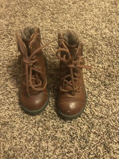Size 6 toddler madden girl boots