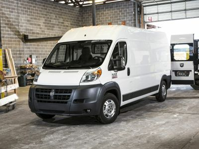 2017 RAM ProMaster 1500 Low Roof (Bright White Clearcoat)