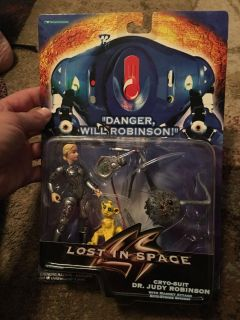 Lost in space nib figurine set - ppu (near old chemstrand & 29) or PU @ the Marcus Pointe Thrift Store (on W st.)