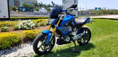 2018 BMW G 310 R Standard/Naked Motorcycles Miami, FL