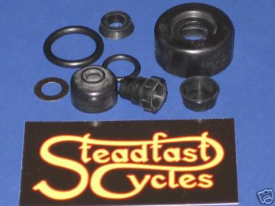 Sell Triumph master brake cylinder rebuild kit 73 - 80 rear T140 OIF UK MADE motorcycle in Canyon Country, California, US, for US $20.00