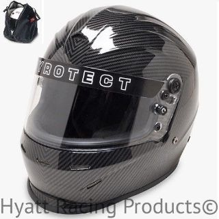 Purchase Pyrotect ProSport Auto Racing Helmet SA2015 - Carbon Fiber (Free Bag) motorcycle in Bend, Oregon, United States, for US $599.00