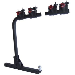 "Sell 4-Bike Towing Class 2"" Hitch-Mount Locking Bicycle Carrier Rack BC-EGL-2-2 motorcycle in West Bend, Wisconsin, United States"