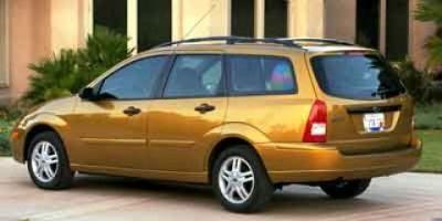 2002 Ford Focus SE (GOLD)