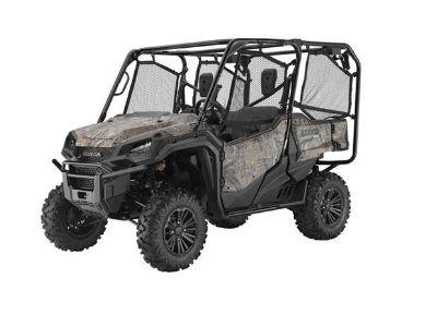 2017 Honda Pioneer 1000-5 Deluxe Side x Side Utility Vehicles Harrison, AR