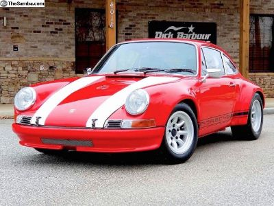 1979 Porsche 911 STR Tribute