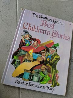 The Brothers Grimm - Best Children's Stories - Hardcover - GUC