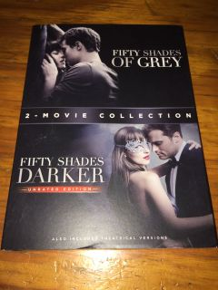 Fifty shades of grey (UNOPENED)